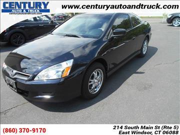 2007 Honda Accord For Sale Connecticut Carsforsale Com