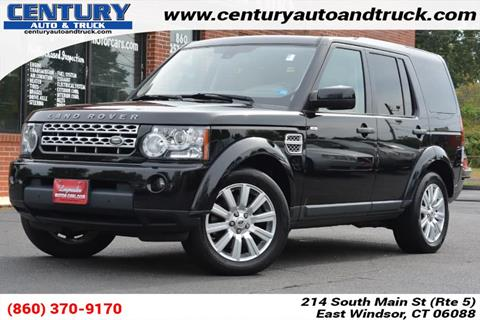 2013 Land Rover LR4 for sale in East Windsor, CT