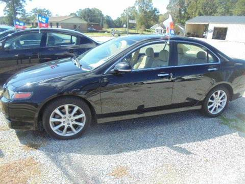 2006 Acura TSX for sale in Wagarville, AL