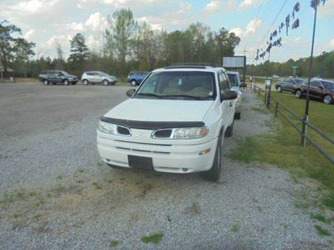 2003 Oldsmobile Bravada for sale in Wagarville, AL