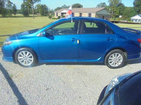 2010 Toyota Corolla for sale in Wagarville, AL