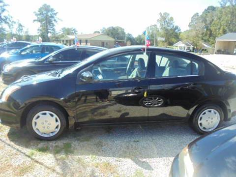 2008 Nissan Sentra for sale in Wagarville, AL