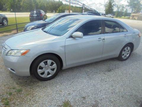 2007 Toyota Camry for sale in Wagarville, AL