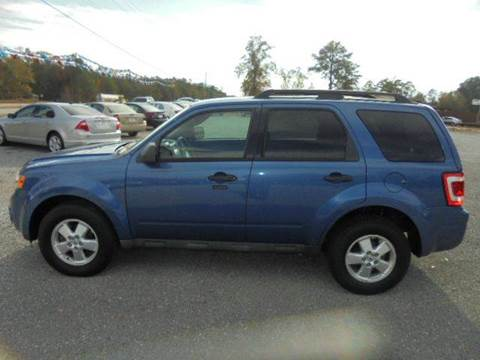 2010 Ford Escape for sale in Wagarville, AL