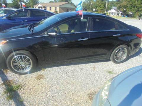 2011 Hyundai Sonata for sale in Wagarville, AL