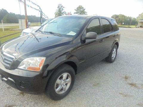 2008 Kia Sorento for sale in Wagarville, AL