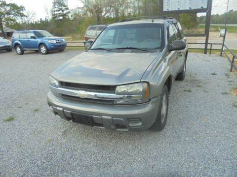 2007 Chevrolet TrailBlazer for sale in Wagarville, AL