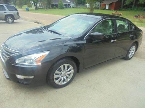 2014 Nissan Altima for sale in Wagarville, AL