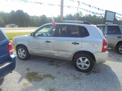 2005 Hyundai Tucson for sale in Wagarville, AL