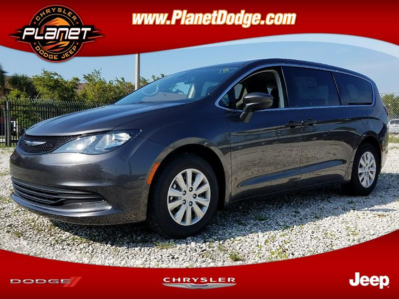 Marvelous 2018 Chrysler Pacifica L 4dr Mini Van   Miami FL
