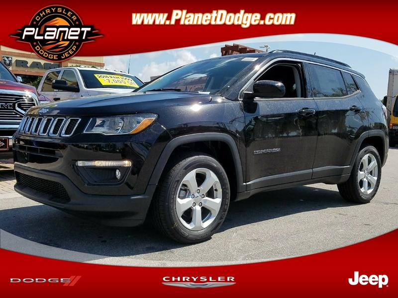 2018 Jeep Compass Latitude FWD   Miami FL