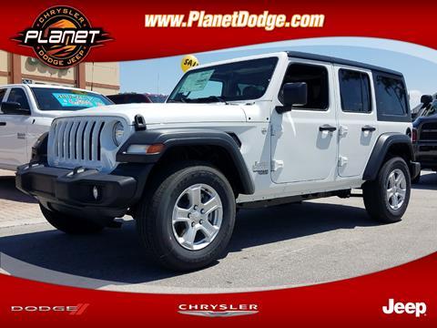 2018 Jeep Wrangler Unlimited for sale in Miami, FL