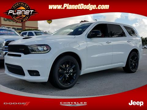 2018 Dodge Durango for sale in Miami, FL