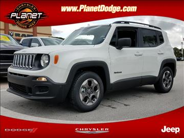 2017 Jeep Renegade for sale in Miami, FL