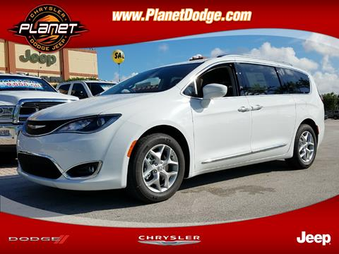 2018 Chrysler Pacifica for sale in Miami, FL