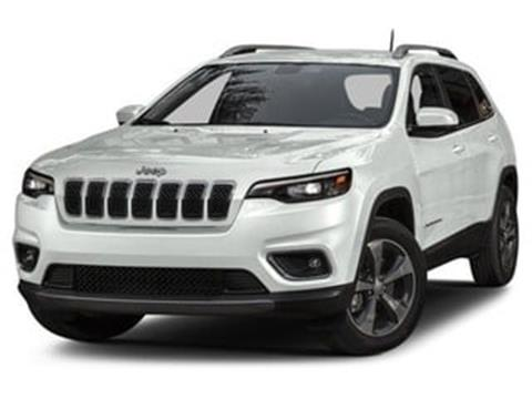 2019 Jeep Cherokee for sale in Miami, FL