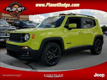 2017 Jeep Renegade for sale in Miami, FL