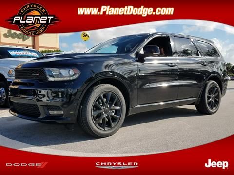 2018 Dodge Durango for sale in Miami, FL
