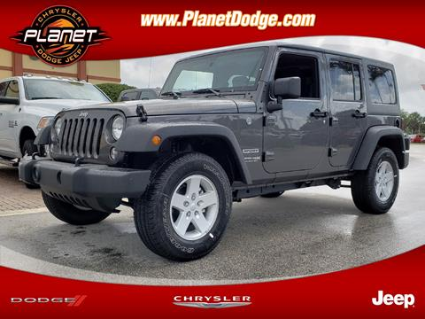 jeep wrangler unlimited for sale in florida. Black Bedroom Furniture Sets. Home Design Ideas