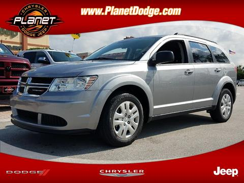 2017 Dodge Journey for sale in Miami, FL
