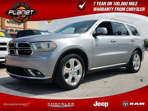 2014 Dodge Durango for sale in Miami, FL