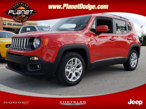 2018 Jeep Renegade for sale in Miami, FL