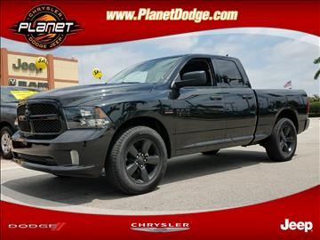 2017 RAM Ram Pickup 1500 for sale in Miami, FL
