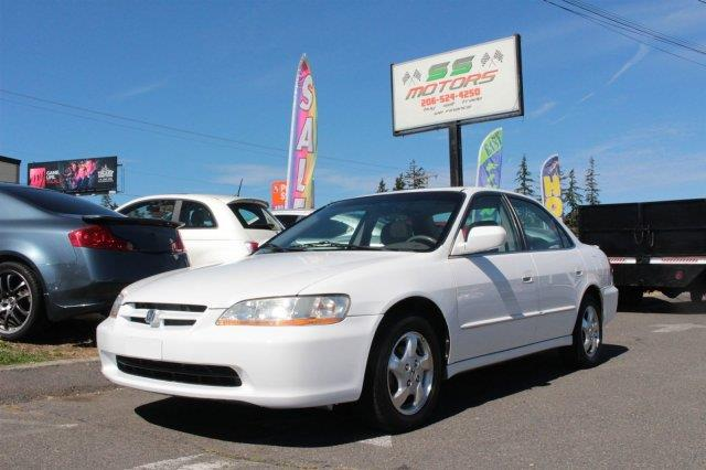 1999 Honda Accord EX 4dr Sedan - Edmonds WA