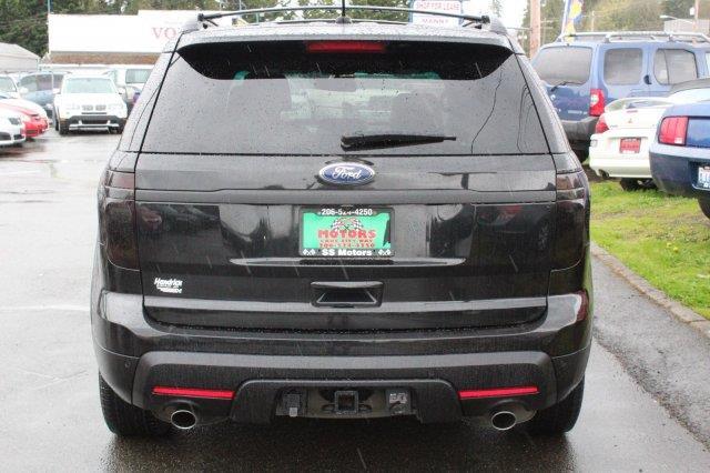 2011 Ford Explorer XLT 4dr SUV - Edmonds WA