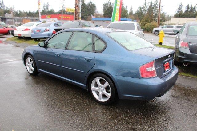 2006 Subaru Legacy AWD 2.5i Special Edition 4dr Sedan (2.5L H4 4A) - Edmonds WA