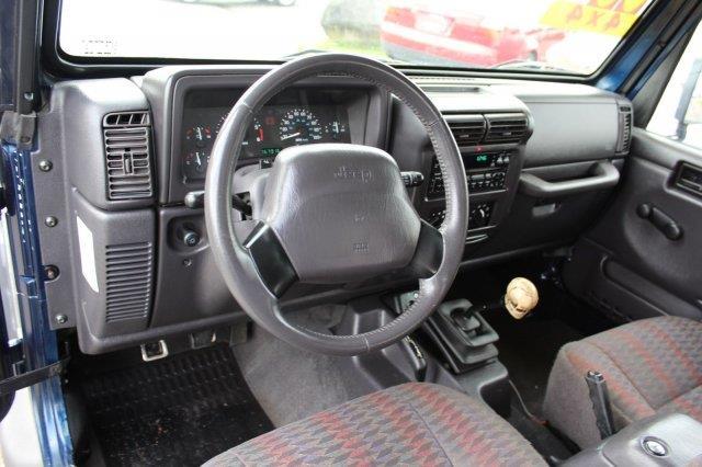 2000 Jeep Wrangler 2dr Sport 4WD SUV - Edmonds WA