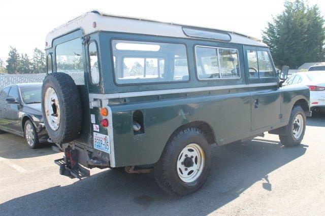1968 Range Rover Range Rover  - Edmonds WA