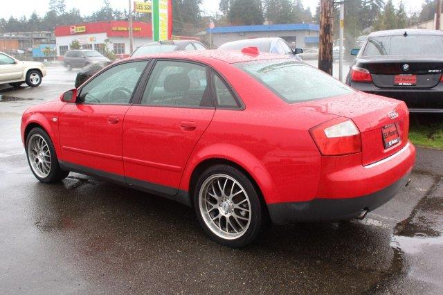 2004 Audi A4 AWD 1.8T quattro 4dr Sedan - Edmonds WA