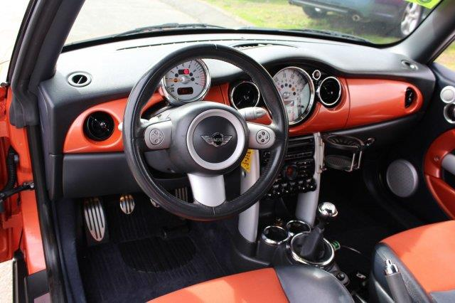 2005 MINI Cooper S 2dr Supercharged Convertible - Edmonds WA