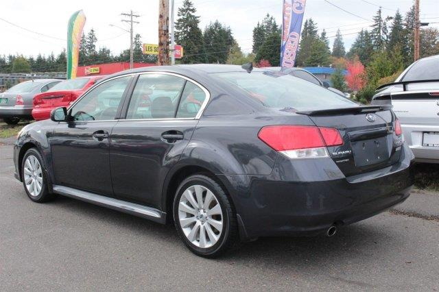 2012 Subaru Legacy AWD 2.5i Limited 4dr Sedan CVT - Edmonds WA