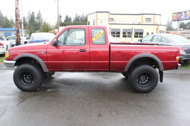 1997 Ford Ranger XLT - Edmonds WA