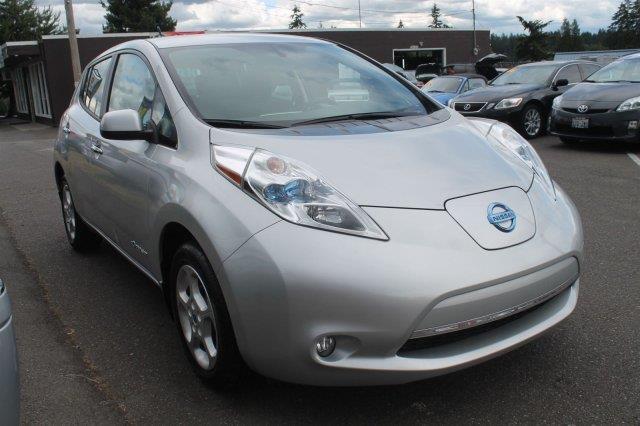 2013 Nissan LEAF SV 4dr Hatchback - Edmonds WA