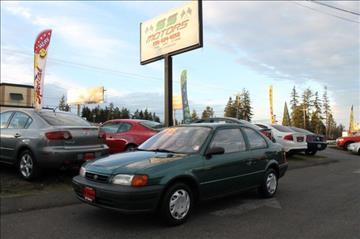 1996 Toyota Tercel for sale in Edmonds, WA