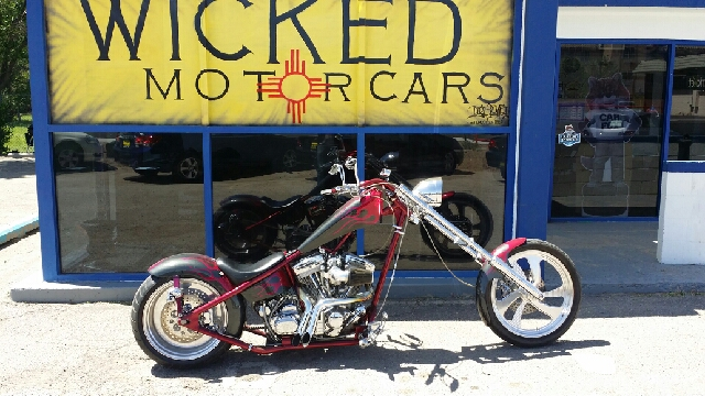 2002 Custom Chopper Custom