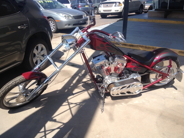 2012 Custom Chopper Custom