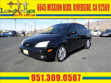 2007 Ford Focus for sale in Riverside, CA