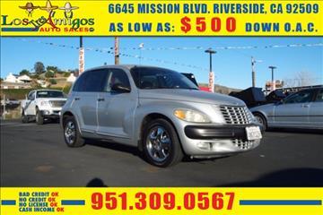 2001 Chrysler PT Cruiser for sale in Riverside, CA