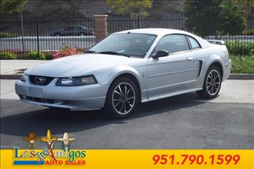2003 Ford Mustang for sale in Riverside, CA