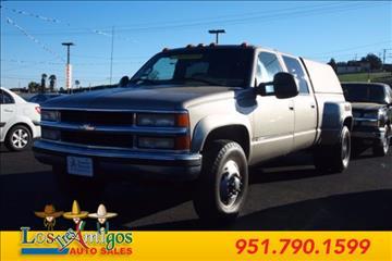 2000 Chevrolet C/K 3500 Series for sale in Riverside, CA