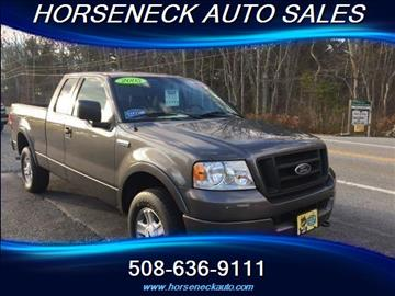 2005 Ford F-150 for sale in Westport, MA