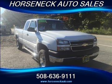 2006 Chevrolet Silverado 2500HD for sale in Westport, MA