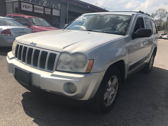 2006 jeep grand cherokee laredo 4dr suv 4wd w   front side airbags in carmel in