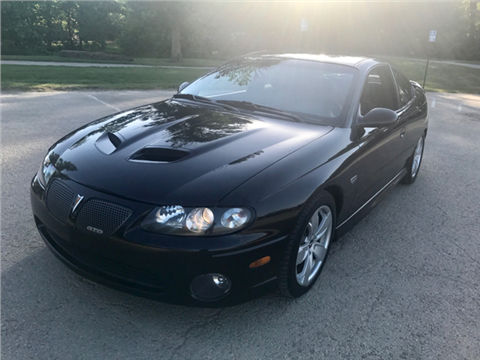 2006 Pontiac GTO for sale in Indianapolis, IN