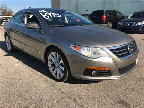 2009 Volkswagen CC for sale in Indianapolis, IN