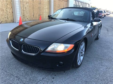 2004 BMW Z4 for sale in Indianapolis, IN